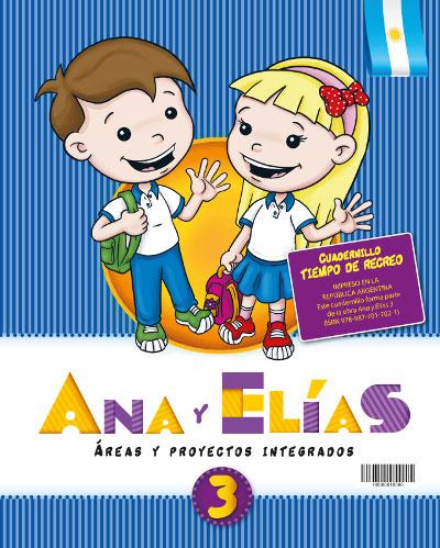 Ana y Elías 3 - Tiempo de recreo