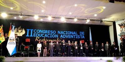 II Congreso Nacional de la Educación Adventista - Apertura