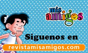 Sitio web de la Revista Mis Amigos