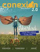 Tapa revista Conexión 2.0 - 1er trimestre 2017
