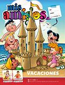 Tapa revista Mis Amigos - Enero 2017
