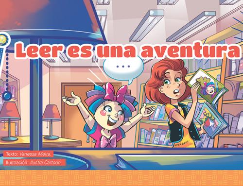 Leer es una aventura – Abril 2016