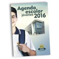 Agenda escolar 2016 – Edición para jóvenes