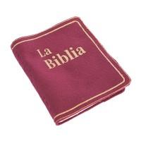 Biblia pequeña de paño