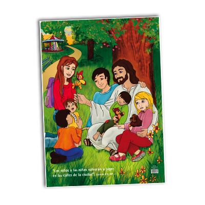 RECURSOS-Lamina-Jesus-con-ninos-6452