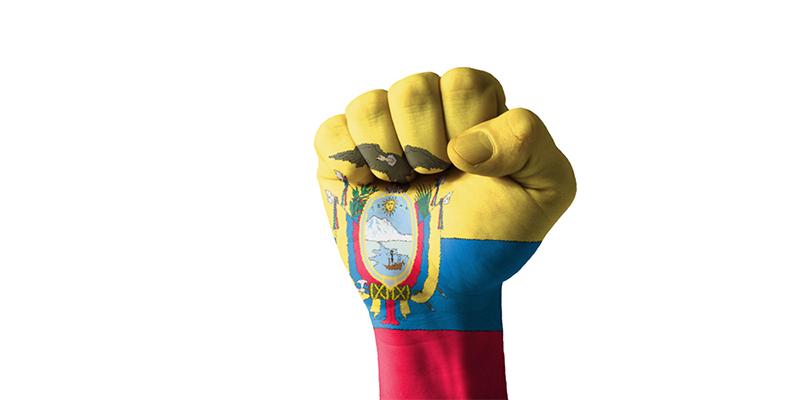 Solidaricemos con Ecuador