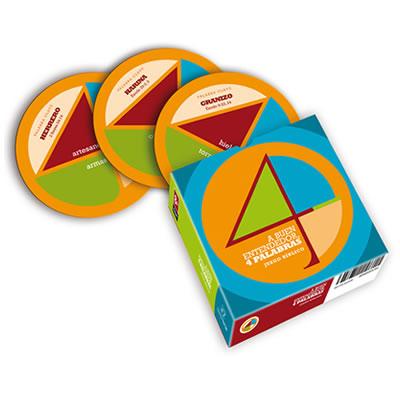 Juego de cartas - A buen entendedor, 4 palabras