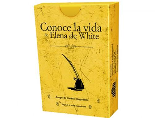 Conoce la vida de Elena de White