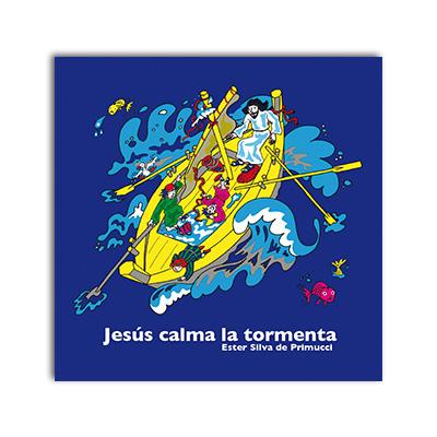 Jesús calma la tormenta