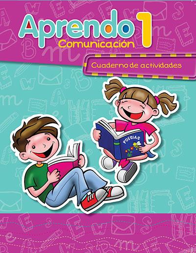 Aprendo Comunicación 1 – Cuaderno de actividades03
