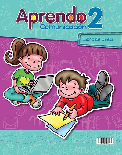 Aprendo Comunicación 2 - Libro de área