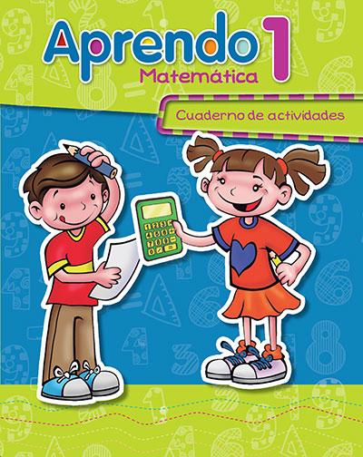 Aprendo Matemática 1 – Cuaderno de actividades