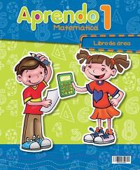 Aprendo Matemática 1 – Libro de área