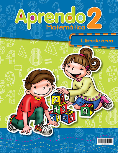 Aprendo Matemática 2 - Libro de área