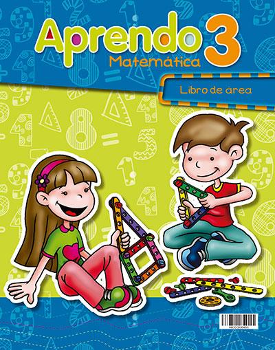 Aprendo Matemática 3 - Libro de área