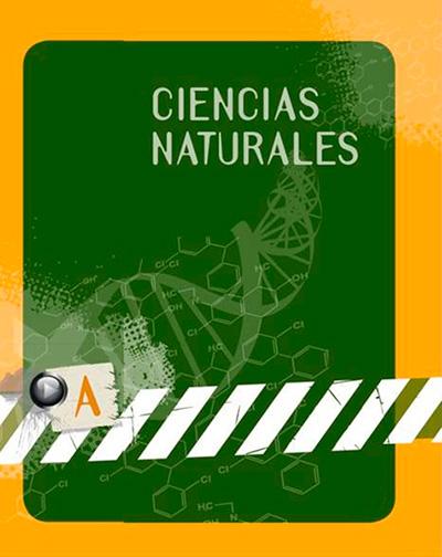 Cubierta Ciencias Naturales A - Caja contenedora