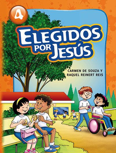 Cubierta Elegidos por Jesús