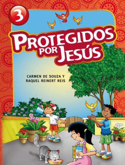Cubierta Protegidos por Jesús