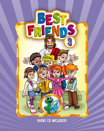 Cubierta Best Friends 3