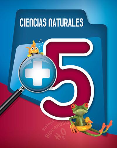 Cubierta +5 Ciencias Naturales