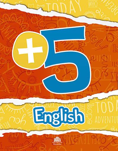 Cubierta English 5+