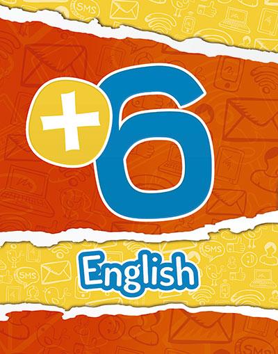 Cubierta English 6+