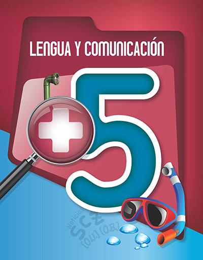 Cubierta +5 Lengua y comunicación