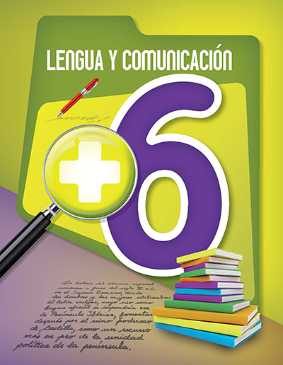 Cubierta +6 Lengua y comunicación