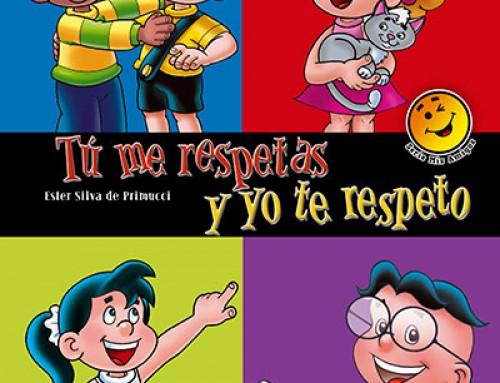 Tú me respetas y yo te respeto