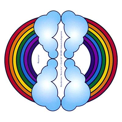 Banderín Arcoíris