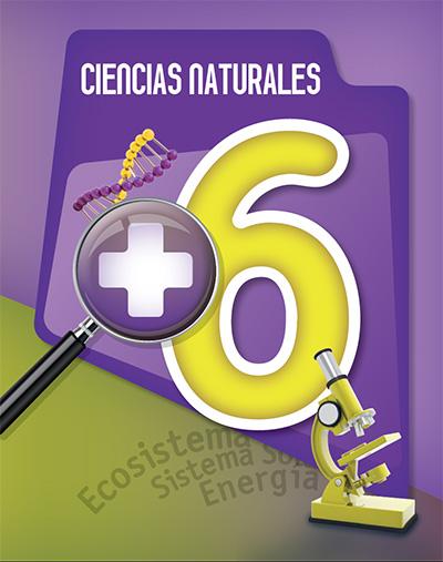 Cubierta +6 Ciencias Naturales