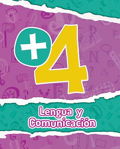 Cubierta +4 Lengua y Comunicación