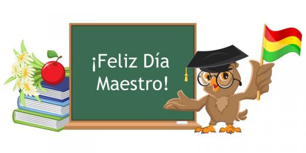 Día del maestro en Bolivia
