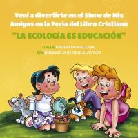 Participación en la Feria del Libro Cristiano