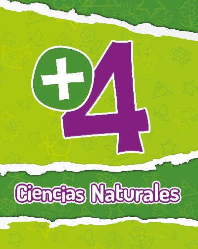Cubierta +4 Ciencias Naturales