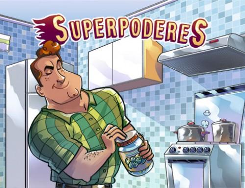Superpoderes  – Octubre 2016