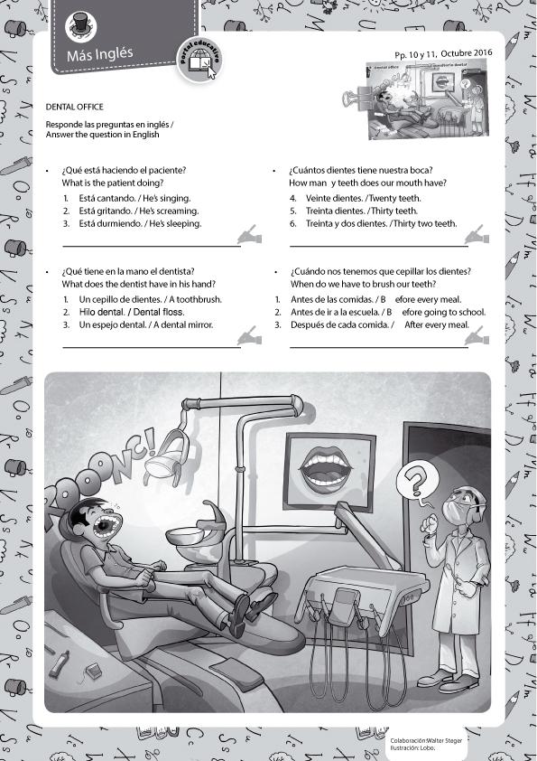 Más Inglés - Octubre 2016
