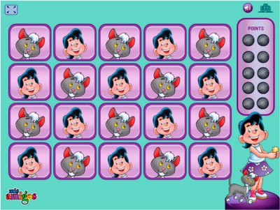 My Time 1 – DLO Memory Game