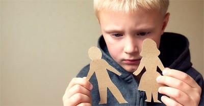 Divorcio, ¿Y los niños qué?