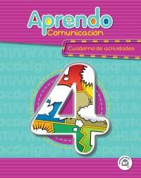 Libro didáctico para alumnos de nivel primario (exclusivo Perú) de la asignatura Comunicación, perteneciente a la serie Aprendo, editada por ACES Educación para la red hispana de Educación Adventista de Sudamérica.