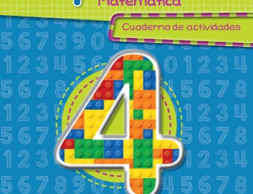 Aprendo Matemática 4 – Cuaderno de actividades