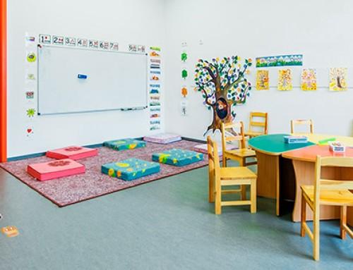 Ambientación del salón de clases