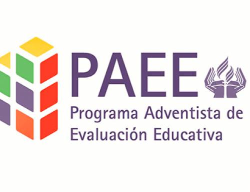 Elaboración de evaluaciones PAEE