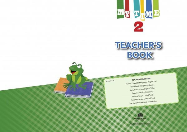 Portada Guía docente My Time 2