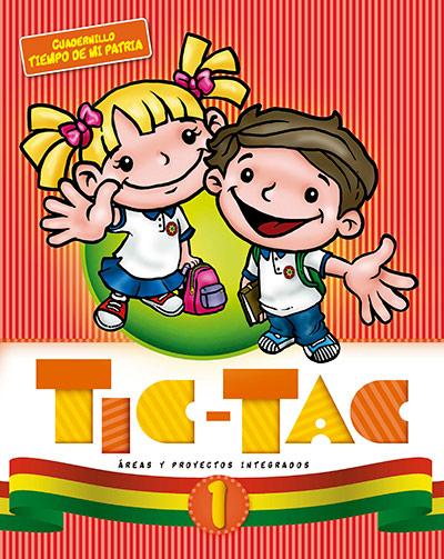 Tic Tac 1 - Tiempo de mi patria (Bolivia)