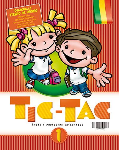Tic Tac 1 - Tiempo de recreo (Bolivia)