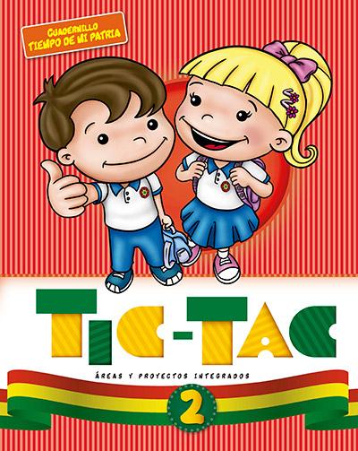 Tic Tac 2 - Tiempo de mi patria (Bolivia)