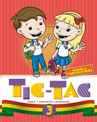 Tic Tac 3 - Tiempo de mi patria (Bolivia)