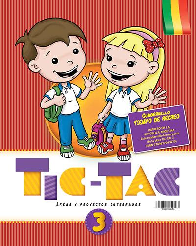 Tic Tac 3 - Tiempo de recreo (Bolivia)