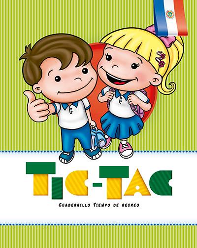 Tic Tac - Tiempo de recreo (Paraguay)